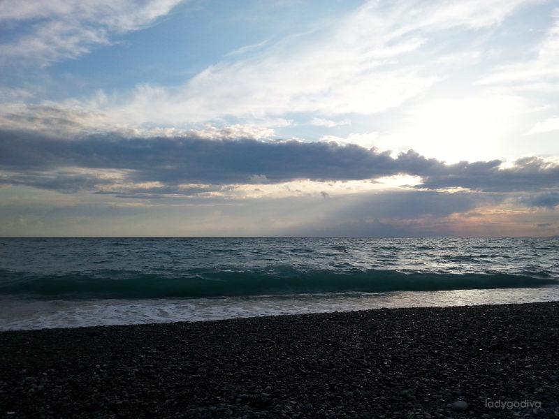 Много фотографий моря