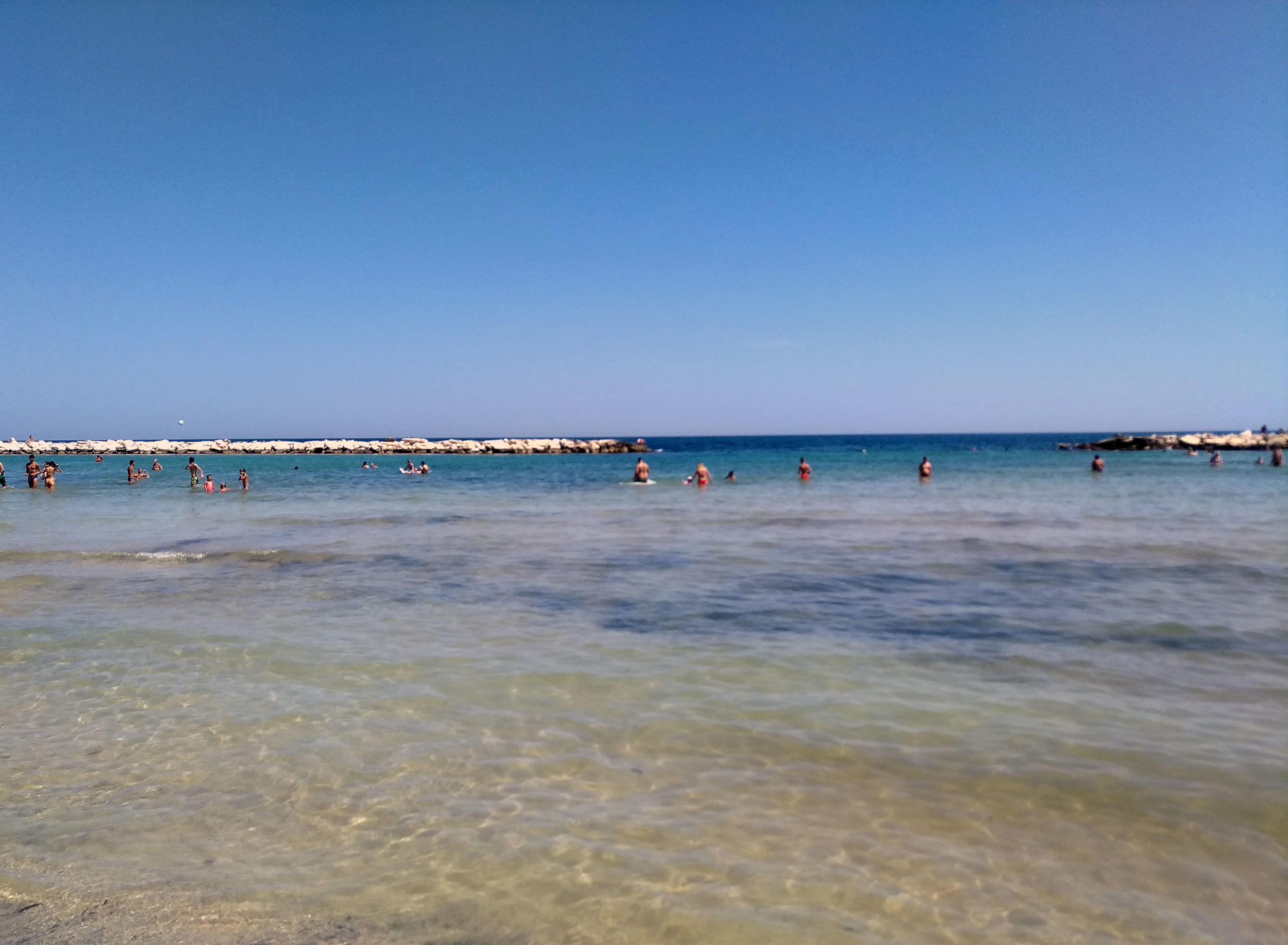 Средиземное море фото