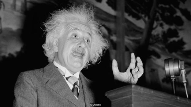 Albert Einstein (Credit: Alamy) - Саванты