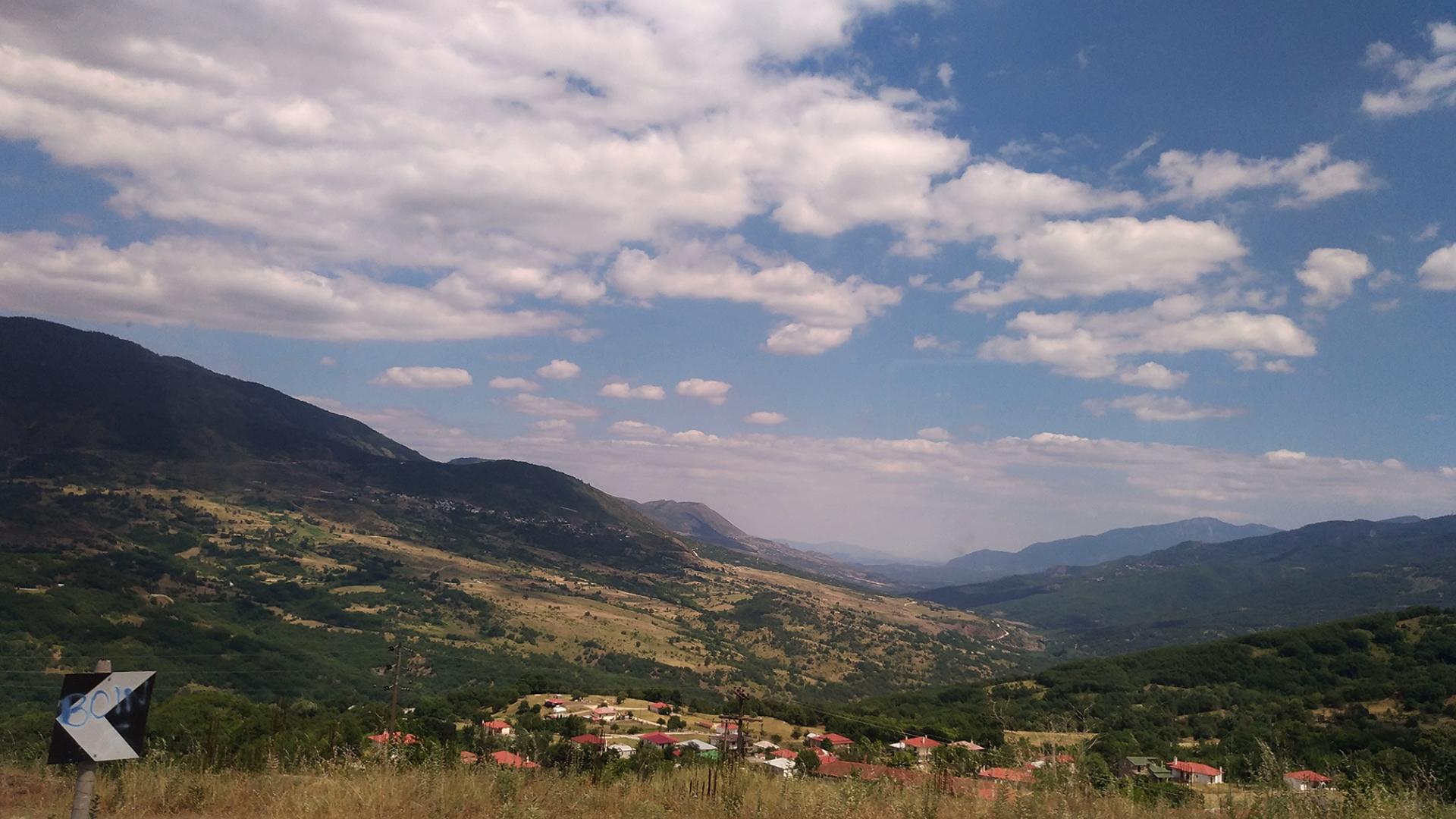 Дорога до Афин