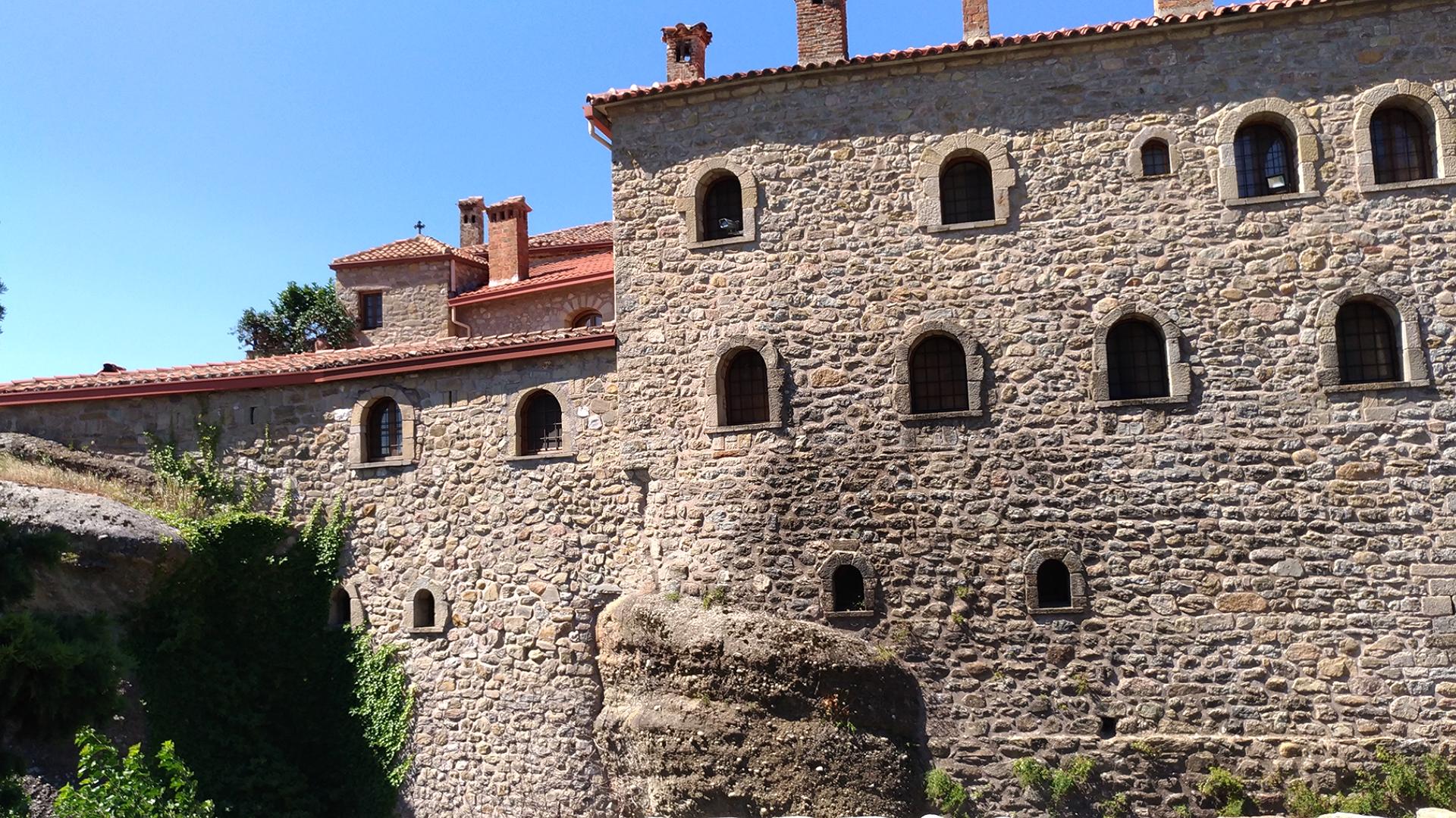 Монастырь Святого Стефана в Метеорах