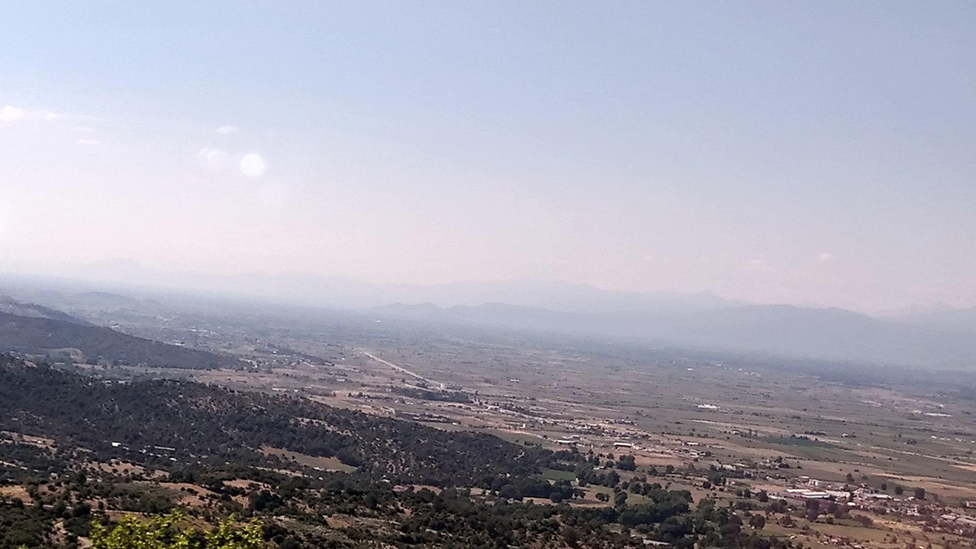 Дорога на Афины. Греция