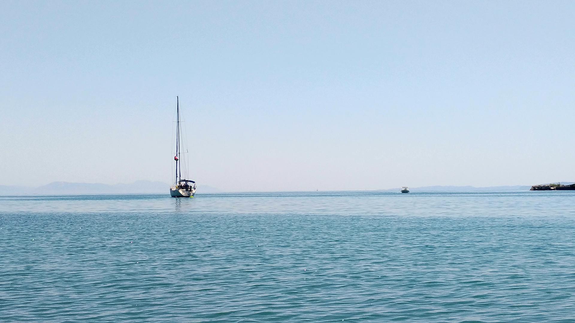 Греция. Остров Корфу