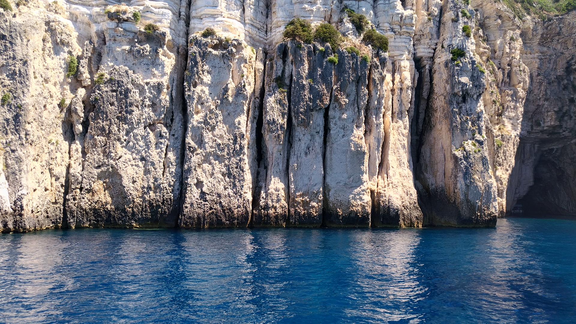 Корфу Греция Фотографии