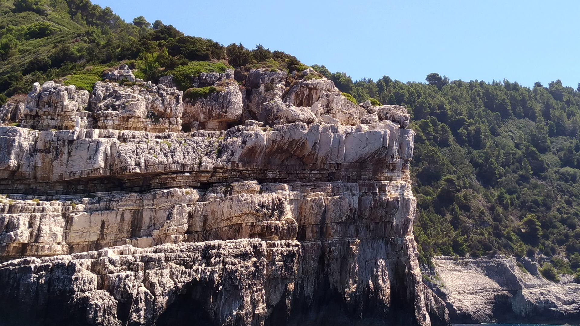 Острова Ионического моря. Корфу