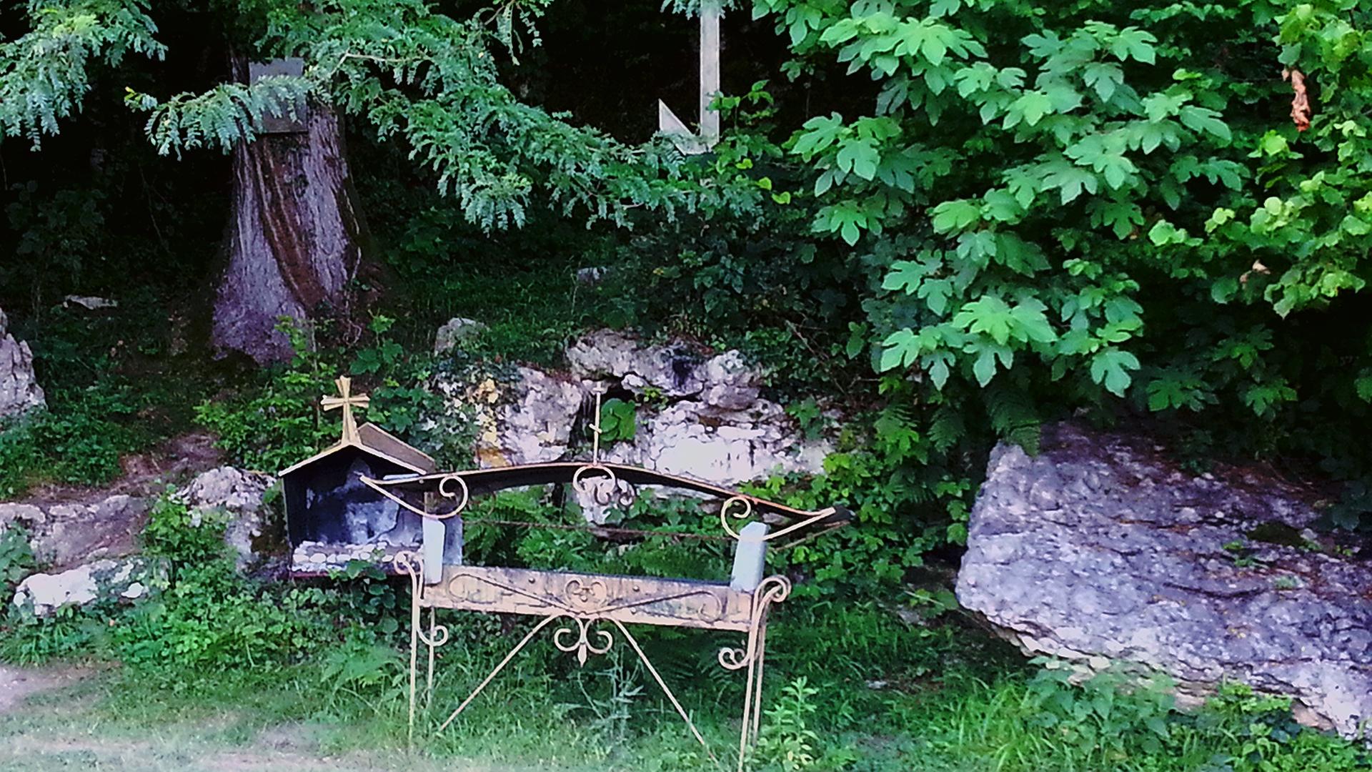Святой Василиск. Каманы