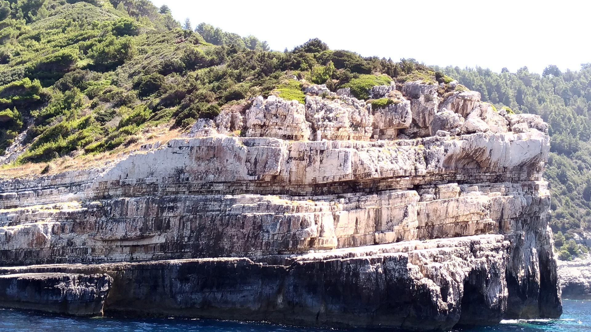 Группа островов Пакси