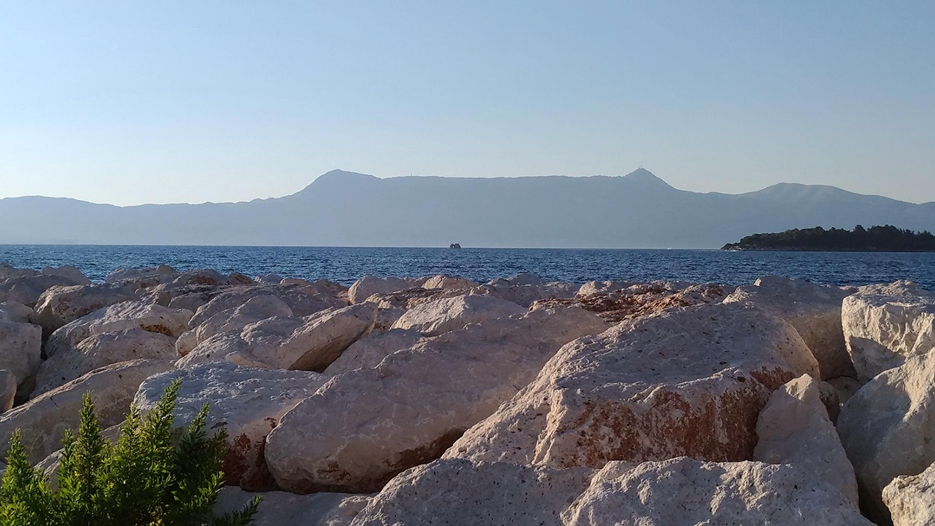 Чудесный остров Корфу