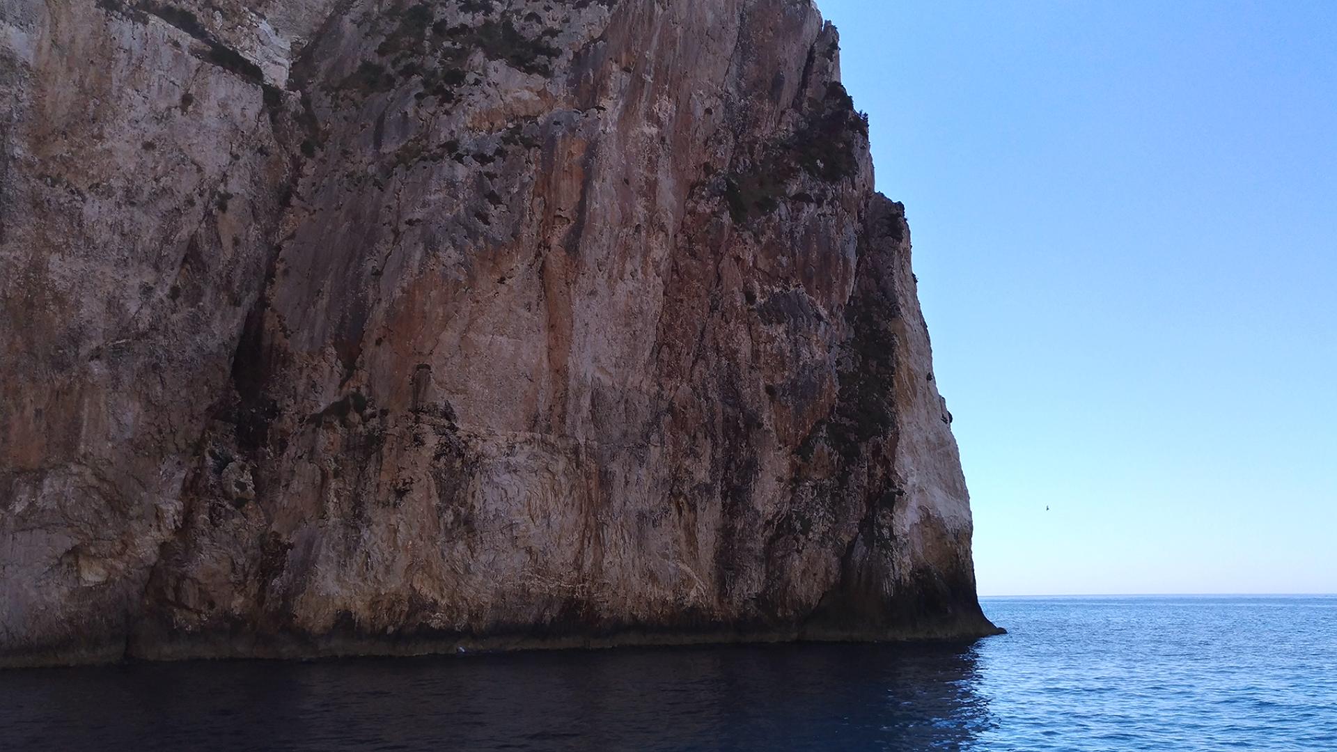 Плывем на Паксос