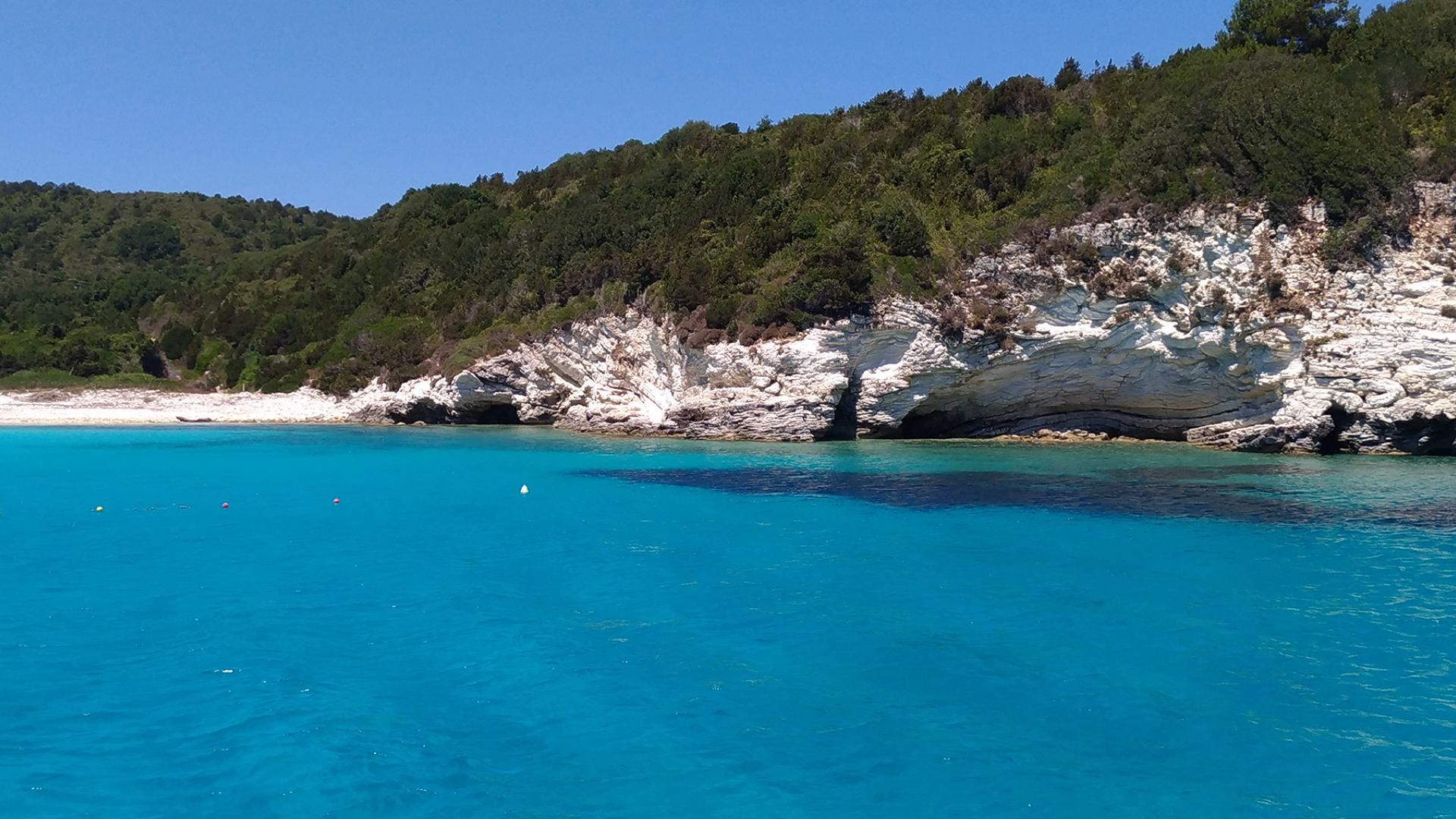 Что посмотреть на Корфу. Отдых в Греции