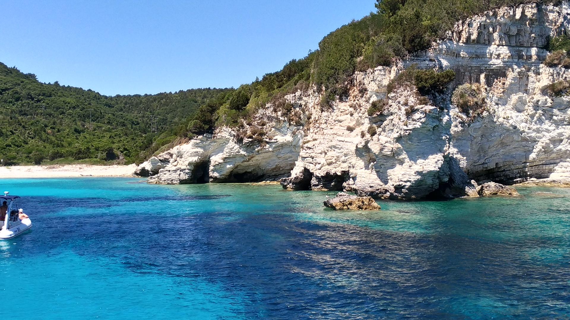 Отдых на Ионических островах. Греция